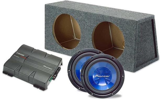 Pioneer Bass Package Front
