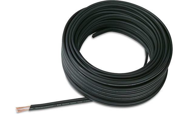 Monster Standard Speaker Cable (16 gauge, 50 feet) 16-gauge, 50 feet ...
