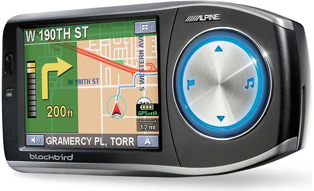 x500PMDB100 f_ alpine pmd b100 blackbird portable navigation system at Alpine Stereo Harness at webbmarketing.co
