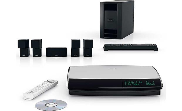 bose lifestyle 48 system black features specs at crutchfield com rh crutchfield com bose lifestyle 48 operating manual bose lifestyle 48 setup guide