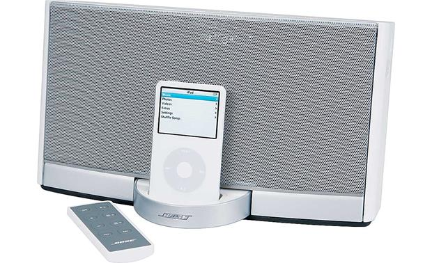 Bose® SoundDock® Portable digital music system (iPod not included)