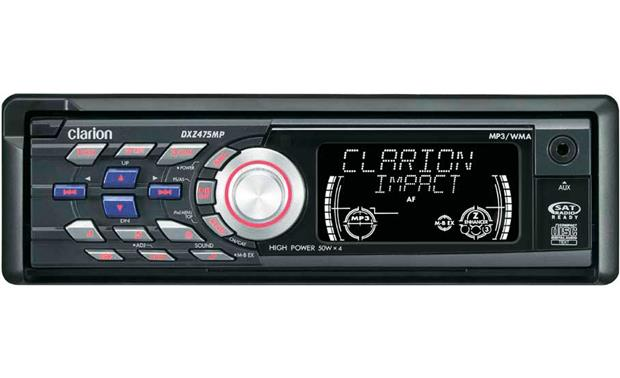 x020DXZ475 f_mtv2 clarion dxz475mp cd receiver with mp3 wma playback at crutchfield com clarion dxz475mp wiring diagram at mifinder.co