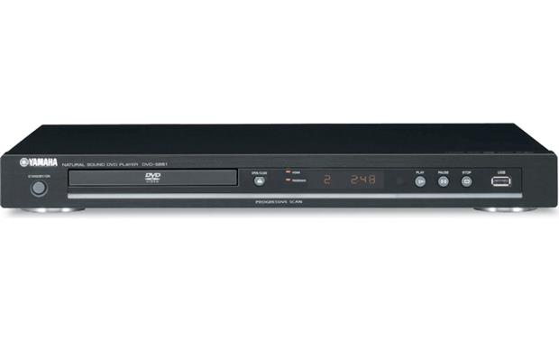 a82768ea4 Yamaha DVD-S661 DVD/CD player with digital video output and ...