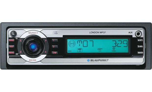 Blaupunkt London MP37 Front
