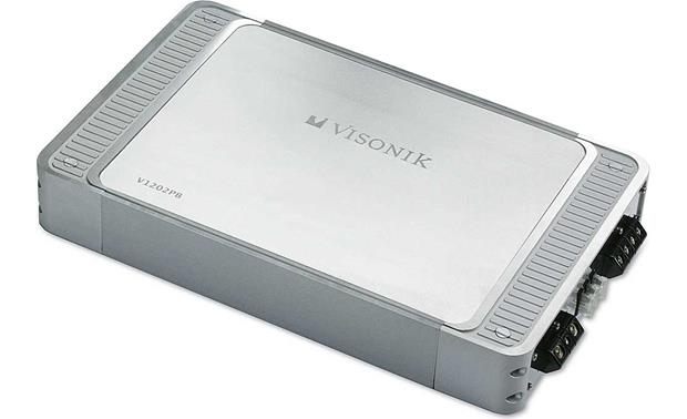 visonik vpb channel car amplifier watts rms x at visonik v1202pb front