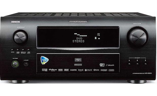 denon avr 4308ci home theater receiver with built in wi fi and hd rh crutchfield com Denon Amplifier Denon Amplifier