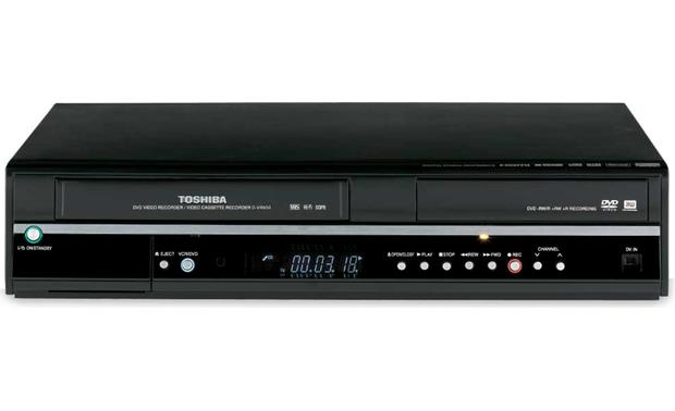 toshiba d vr650 dvd recorder vcr combo with built in digital tv rh crutchfield com toshiba dr420 dvd recorder user manual toshiba dr430 dvd recorder user manual