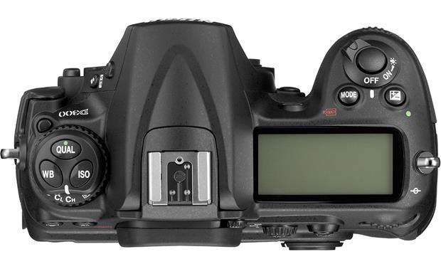 Nikon D300 (Body only) Top