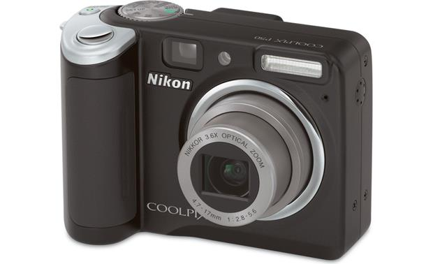 nikon coolpix p50 8 1 megapixel digital camera at crutchfield com rh crutchfield com nikon coolpix p500 manual nikon coolpix p50 instruction manual