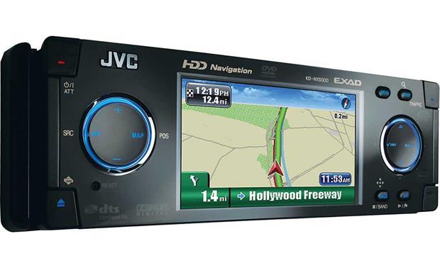 jvc kd navigation receiver at crutchfield