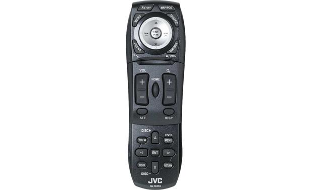 JVC KD-NX5000 Remote-Closed