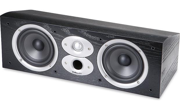 Polk Audio CSi A4 Grille off (Black)