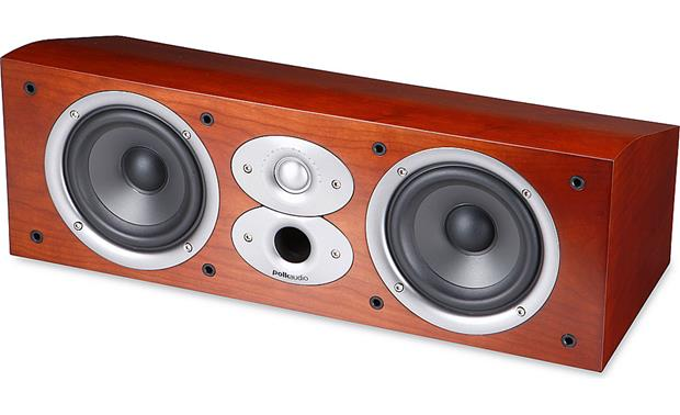 Polk Audio CSi A4 Cherry (grille off)