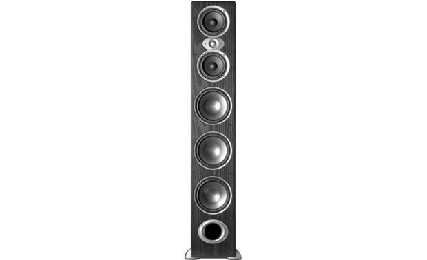 Polk Audio RTi A9 (Black) Floor-standing speaker at Crutchfield
