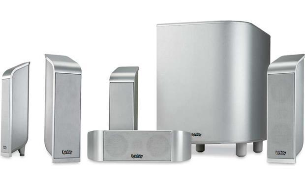 Infinity Tss 1200 Platinum 5 Compact Satellite Speakers