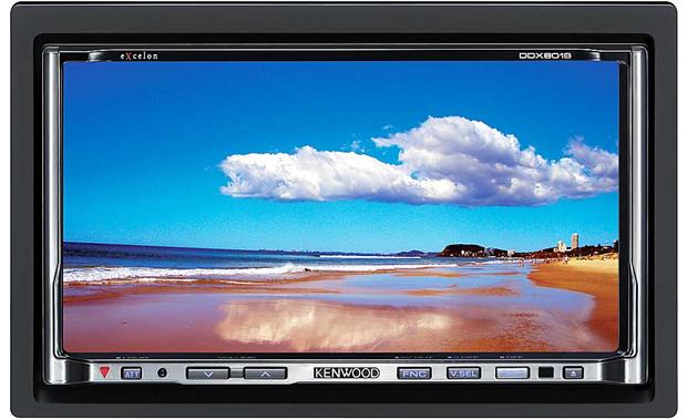 kenwood ddx8019 in dash dvd cd receiver with 6 95\