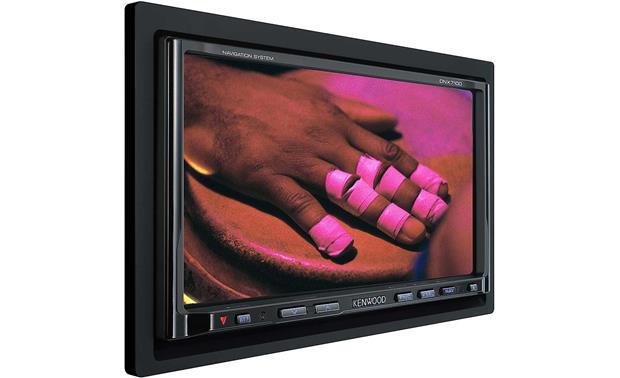 Kenwood DNX7100 on