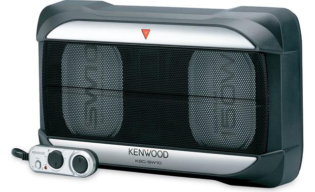 Kenwood KSC-SW10 With remote
