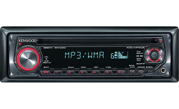 Kenwood KDC-MP208 Front