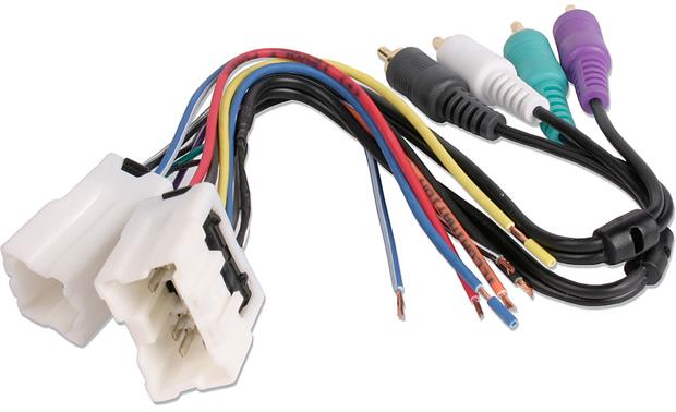 Metra 70-7551 Receiver Wiring Harness Connect a new car stereo in select  1995-up Nissan and Infiniti vehicles at CrutchfieldCrutchfield