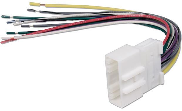 [SCHEMATICS_48EU]  Customer Reviews: Metra 70-7552 Receiver Wiring Harness Connect a new car  stereo in select 2007-up Infiniti, Nissan, Subaru, and Suzuki vehicles at  Crutchfield | 2015 Subaru Forester Wiring Harness |  | Crutchfield