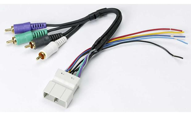 x120708112 f metra 70 8112 receiver wiring harness connect a new car stereo in Nissan Frontier Stereo Wiring Harness Diagram at gsmx.co