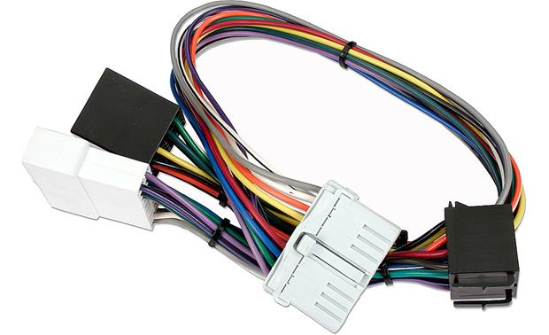 Honda/Acura Bluetooth® Wiring Harness Front