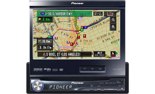 pioneer avic n4 navigation receiver at crutchfield com rh crutchfield com