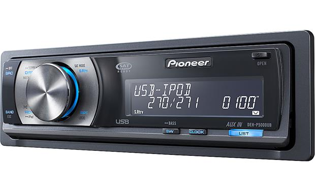 Pioneer DEH-P5000UB Other