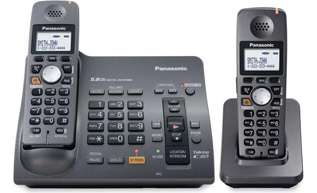 panasonic 5.8 ghz digital cordless phone manual