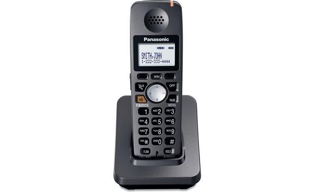 panasonic tga600b additional handset for panasonic kx tg6052b rh crutchfield com