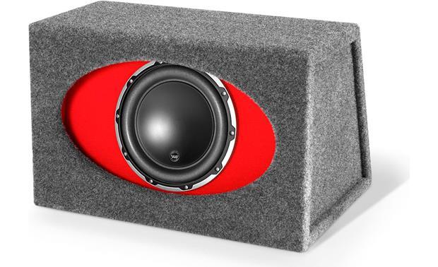 x136110R62 f 1 jl audio ho110r w6v2 ported h o wedge™ enclosure with one 10,Jl W6 Wiring Diagram