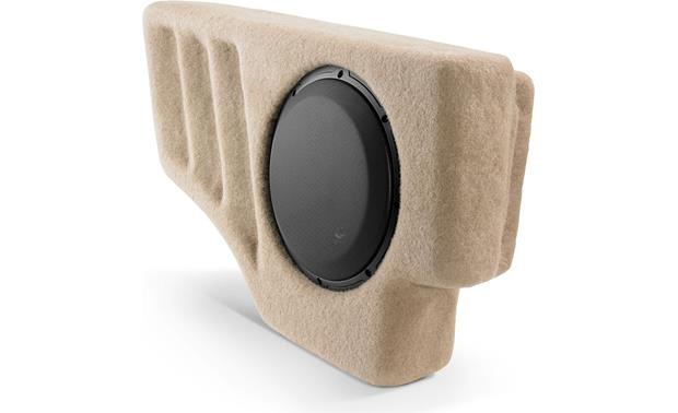 JL Audio Stealthbox® Tan