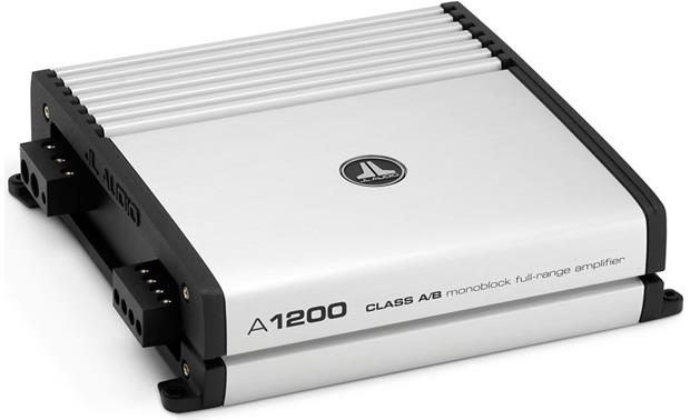 jl audio a series a1200 mono full range car amplifier 275 watts rms rh crutchfield com Jl 1200 Watt Monoblock Amp JL Audio E1200 Amp