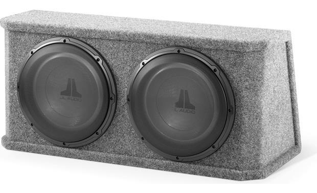 power wedge jl audio cs212rg w1v2 2 sealed powerwedge hatchback style