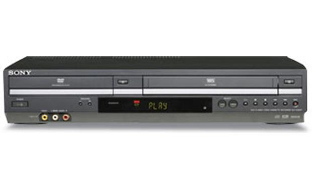 Sony Slv D380p Combination Dvd Cd Player Hifi Vcr