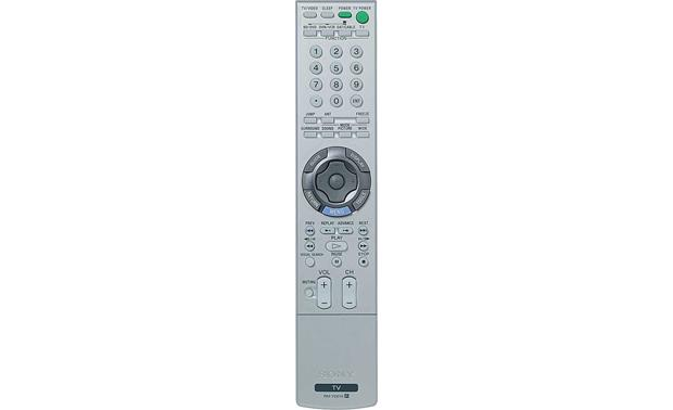 Sony KDS-55A2020 Remote <br>(cover closed)
