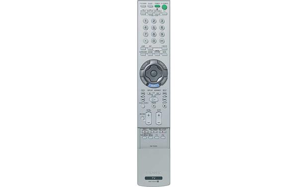 Sony KDS-55A2020 Remote <br>(cover open)