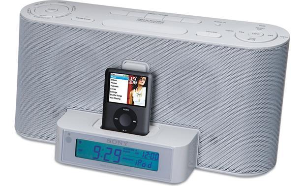 sony ipod clock radio manual