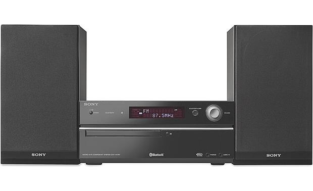 Sony CMT-HX7BT Front
