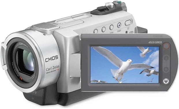 sony dcr sr200 40 gigabyte hard drive camcorder at crutchfield com rh crutchfield com sony handycam dcr-sr200 software download Sony DCR- SX85