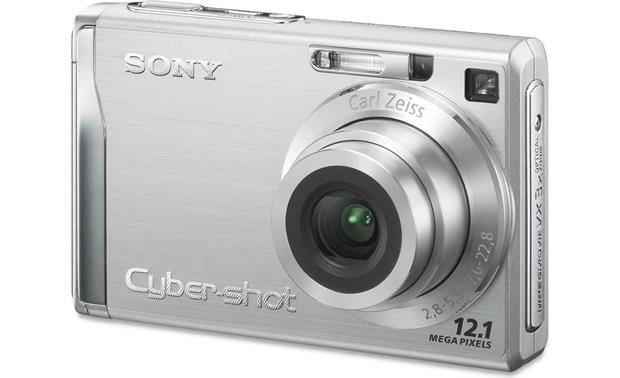 sony cyber shot dsc w200 12 1 megapixel digital camera at rh crutchfield com Sony W750 Sony W810