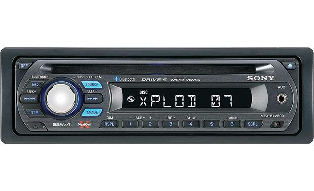 sony mex bt2500 cd receiver at crutchfield com rh crutchfield com