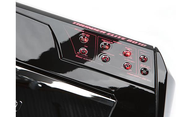 MTX Thunder Elite 801D Panel-detail
