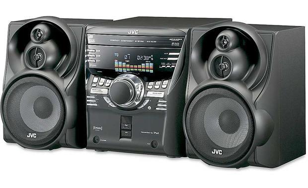 JVC MX KC58 Front
