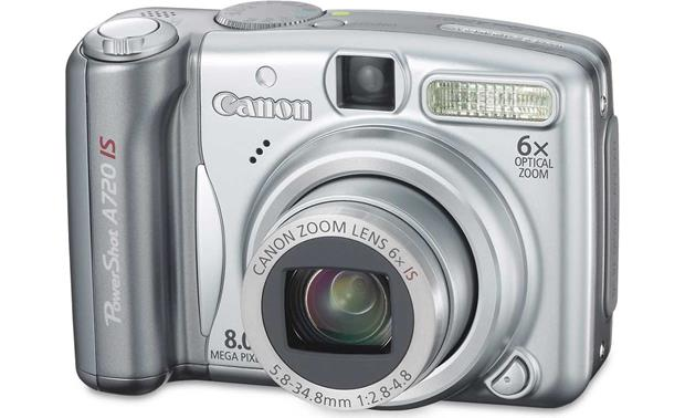 Canon PowerShot A720 IS Front