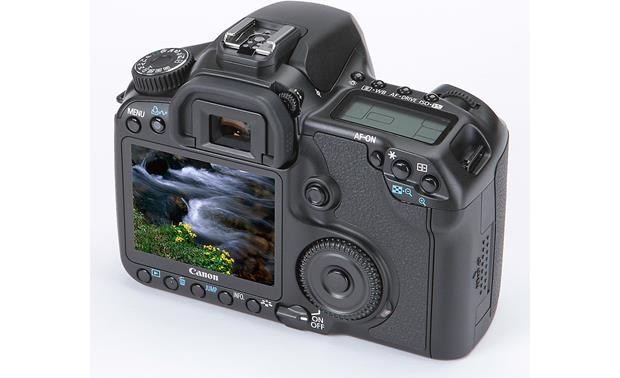 Canon EOS 40D (body only) 10 1-megapixel digital SLR camera