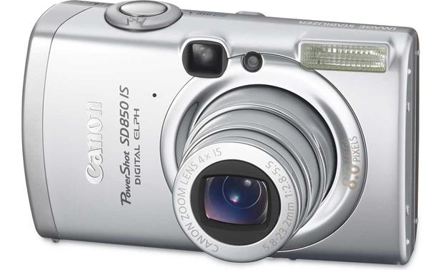 canon powershot sd850 is 8 megapixel digital camera with optical rh crutchfield com Canon A-1 User Manual in Print Canon EOS Digital Rebel DS6041 Manual