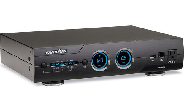 Panamax M5300 Pm Power Line Conditioner And Surge Protector At Crutchfield