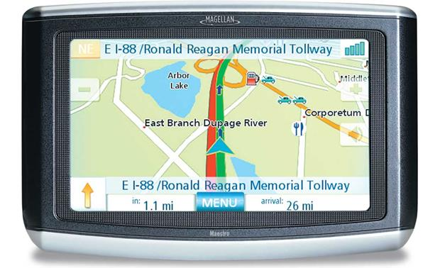 magellan maestro 4000 portable car navigation system at crutchfield com rh crutchfield com Magellan RoadMate GPS Magellan Maestro GPS Accessories